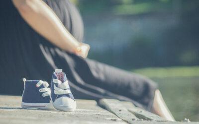 Stress monitoring during pregnancy